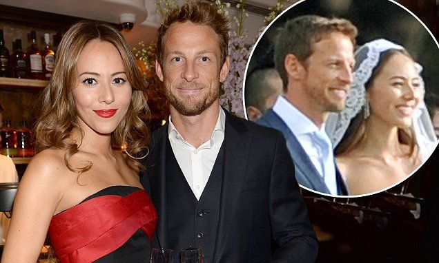 Ego there, sht cos not, and reality. All human beings are the same - works the same for everyone. Compare to woman with scar face - she's happier. And has more. So much richer. Jenson Button and wife Jessica 'split up after one year of marriage'