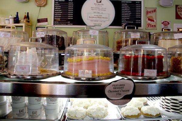 Onde comer bem e barato em Nova York - Magnolia Bakery