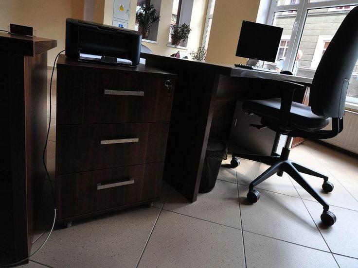 #biurko #fotel #biuro