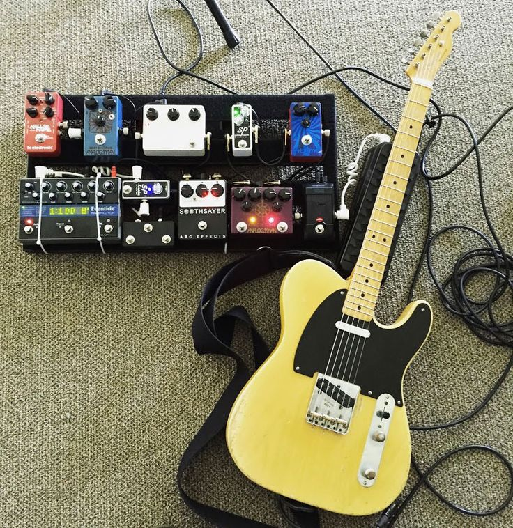 51 best images about Pedalboards on Pinterest | Church ...