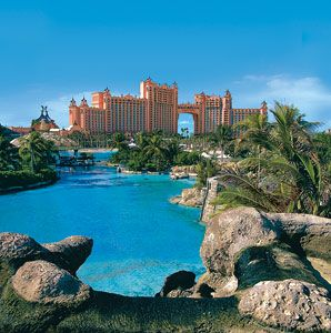 Atlantis Paradise Island: Best part of my trip to the Bahamas