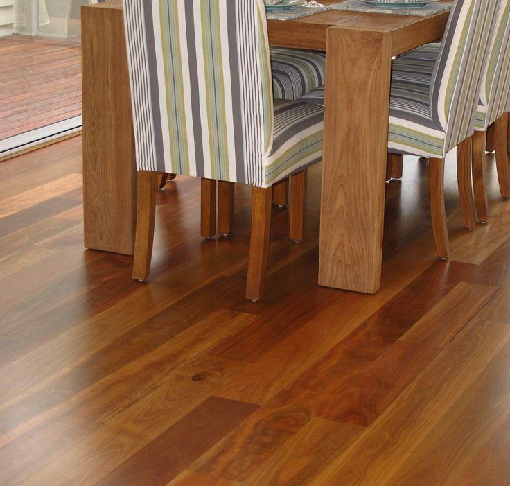 2 strip Blackbutt engineered board / floating floor by Solomons Flooring
