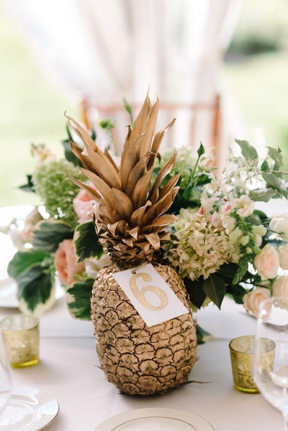 10 inspirations exotiques pour numéroter vos tables de mariage - Page 2 sur 2 - Mariage.com