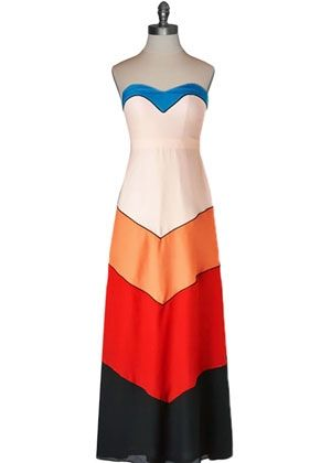 colorblock maxi for everything, everyday, all the time.