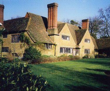 Munstead Wood by Edwin Lutyens for Gertrude Jekyll
