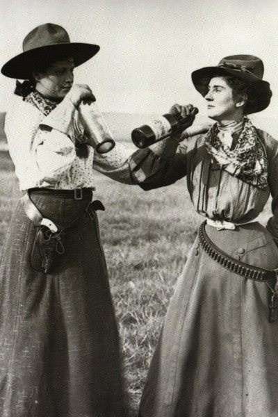 Loving the women of the wild west