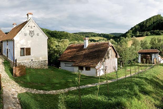 Zalanpatak preserved by Prince Charles in Siebenbürgen oder Transsilvanien (deutsch), Erdély (hungarian) Ardeal (romanian) today situated in Romania