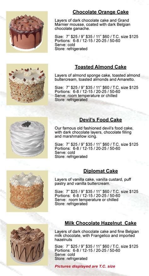 whole foods cakes menu Quotes