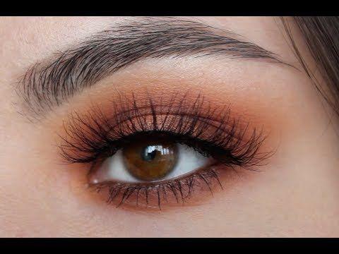 Fall Smokey Eye | ColourPop Yes Please Palette - YouTube