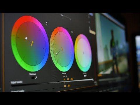 Tutorial: Color Correction Basics Using Adobe Premiere Pro CC - YouTube