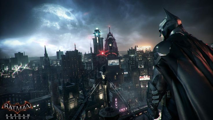 Batman Sells More On PS4, Gaming Industry On The Rise - http://gazettereview.com/2015/07/batman-sells-more-on-ps4-gaming-industry-on-the-rise/