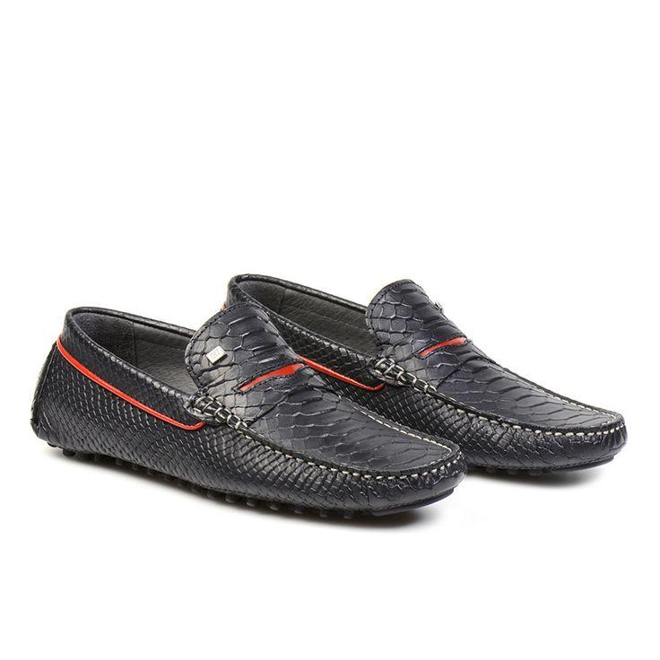Rumba Driving Shoe 02 Snake – Portugal Footwear