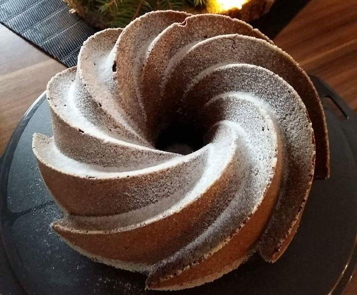 Rezept Weihnachtlicher Sprudelkuchen von Thermihexe31 - Rezept der Kategorie Backen süß