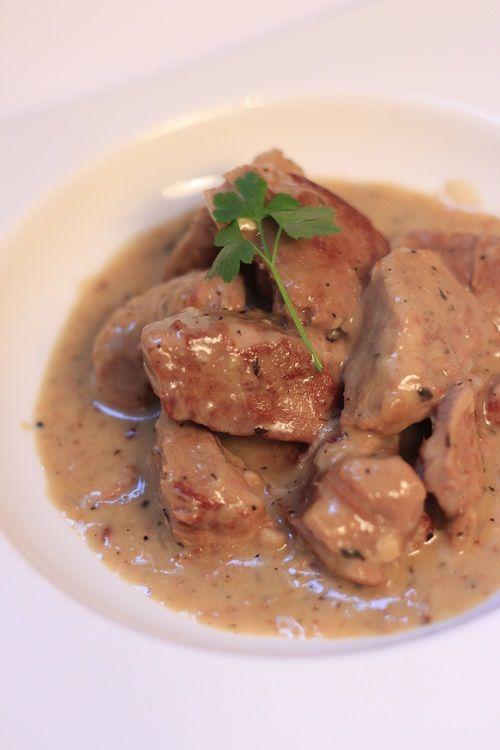 Gulasz cielęcy | Veal stew
