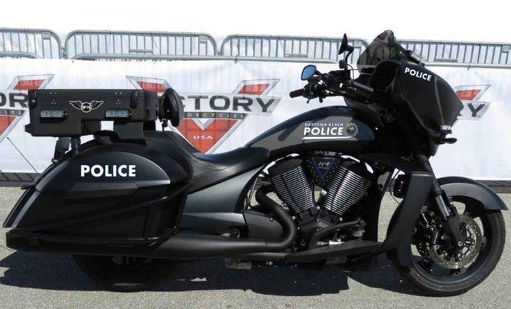 Daytona Beach Police To Start Using Victory Motorcycles | Motorcycle Cruiser