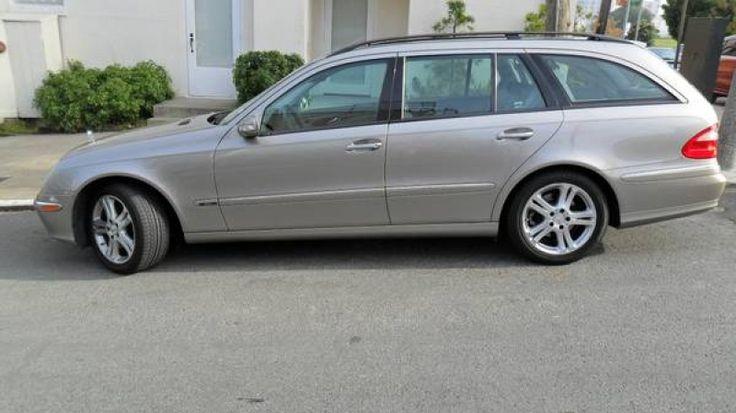Used 2004 Mercedes e500 Wagon Dealer Serviced