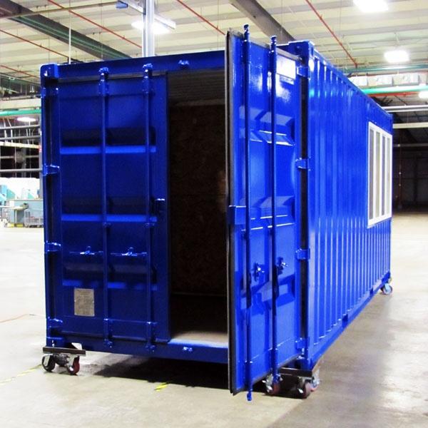 22 besten container casters bilder auf pinterest container architektur und atelier. Black Bedroom Furniture Sets. Home Design Ideas