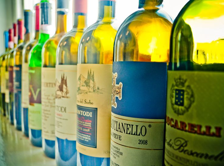 With an extensive wine list as individual and vibrant as the personalalities of the attendees.