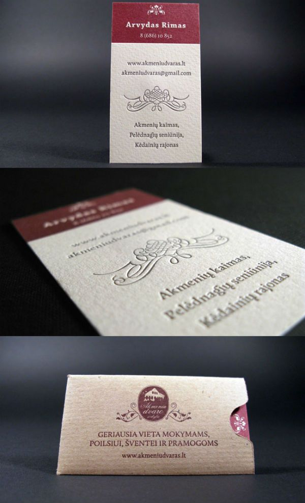 94 best Business Cards images on Pinterest | Creative business ...