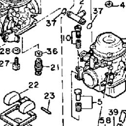 Honda Cb750k Parts Wiring Diagrams furthermore 1981 Yamaha Seca 750 Wiring Diagram further T12629878 Adjust carburetor mixture screws 2001 further 1983 Yamaha Maxim Wiring Diagrams also 1977 Xs650 Wiring Diagram. on wiring diagram for yamaha maxim 750