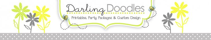 Gift Ideas - Darling Doodles | Darling Doodles