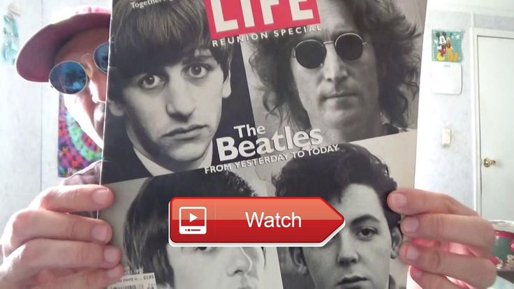 Beatles Read All About It  Hey all in this video Beatles read all about it Ill be showing Beatles books magazines papers with photos Thanks fo