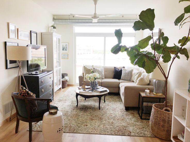 a bright  pretty minneapolis loft  one bedroom apartment