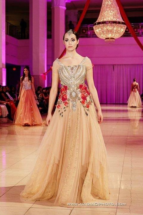 Western Wedding Gowns Online India