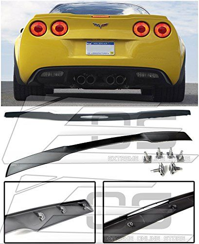 Amazon Extreme Online Store Zr1 Style Abs Plastic Painted Matte