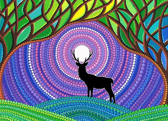A Silent Visitor by Elspeth McLean- I SHALL MAKE A QUILT LIKE THIS!!!!
