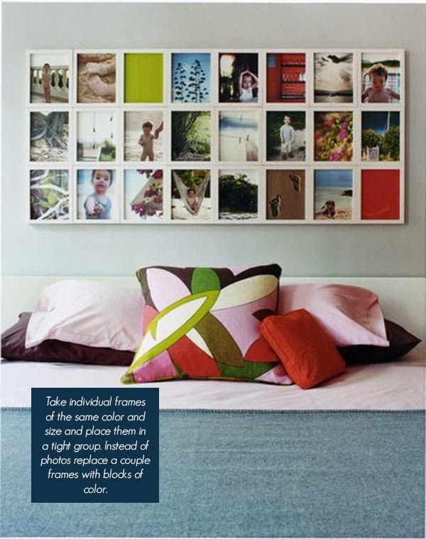 Gridded Photo Collage The Design ITCH Inspiration