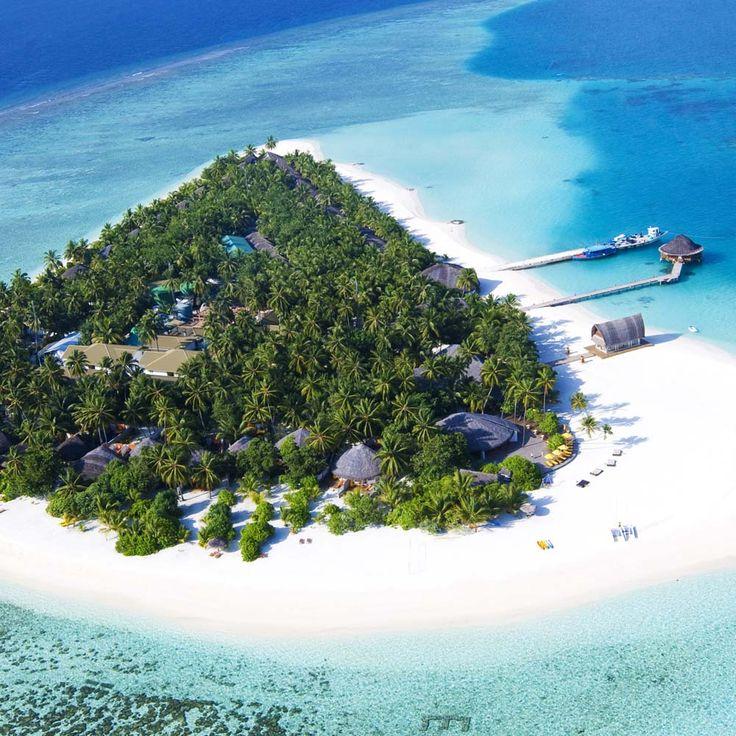 Maldives Beach: Easy Escapes: The Maldives