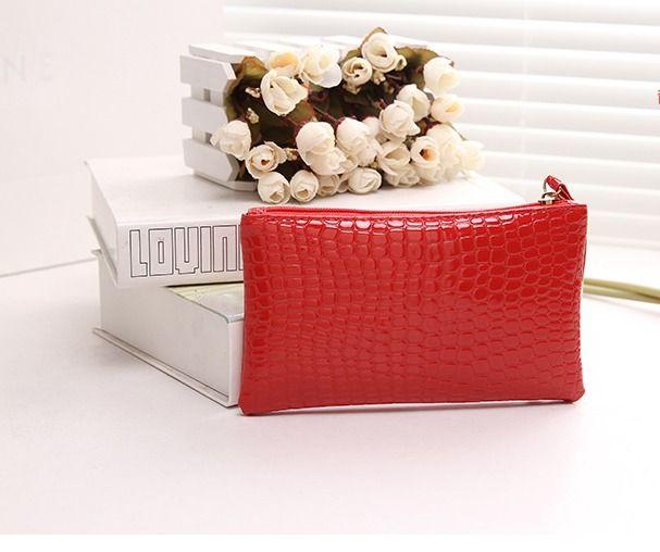 Women Zipper Hand bag Korean version Mobile phone bag Coin Purse  Red | Clothing, Shoes & Accessories, Women's Handbags & Bags, Handbags & Purses | eBay!