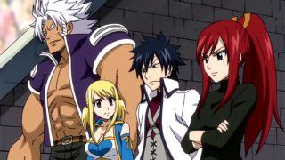 Episode Fairy Tail (Dub) 162 - Elfman vs. Bacchus is released. Watch it on your favourite website: https://www.animegaki.com/watch/fairy-tail-dub-162-elfman-vs-bacchus.html