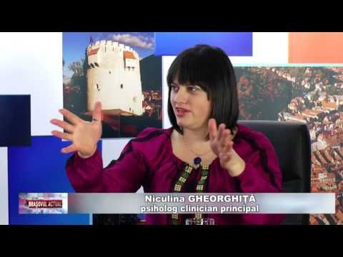 """""""Cum ne creăm anul"""", Brașovul Actual, 03.01.2017, Niculina Gheorghiță - YouTube"""