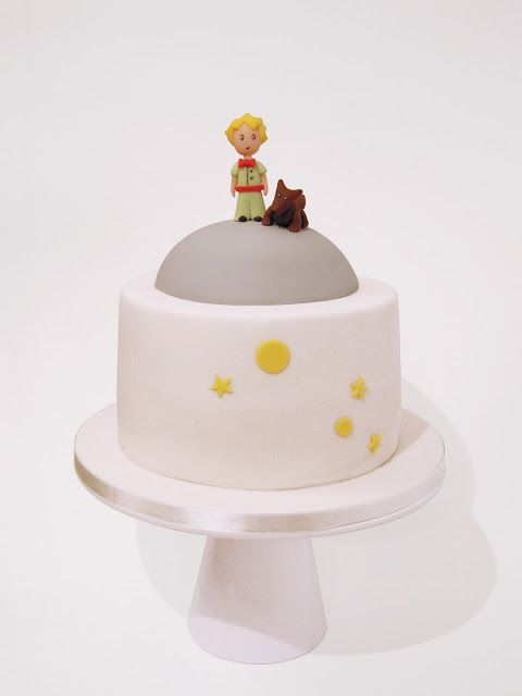 """Le Petit Prince"" Party, cake by Piece of Cake"