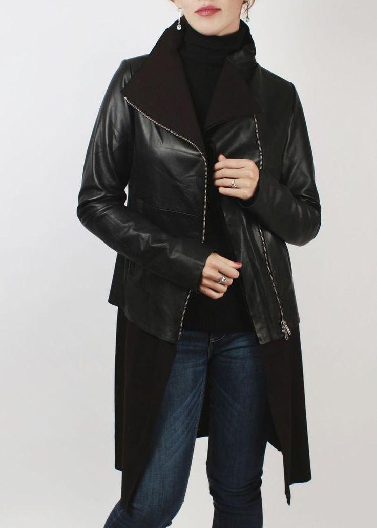 #Мега стильная кожаная куртка для индивидуальностей. Осталось ВСЕГО два размер! 🌸 #кожаныекуртки #курикиизкожи #косухикупить #индивидуальность #свойстиль #грандж #чернаякуртка #Москва #стильныевещи #новыемодели #дизайн #дизайнеры #модныйтренд #тренды #российскиедизайнеры #покупки #интернетшопинг #курткиизкожи