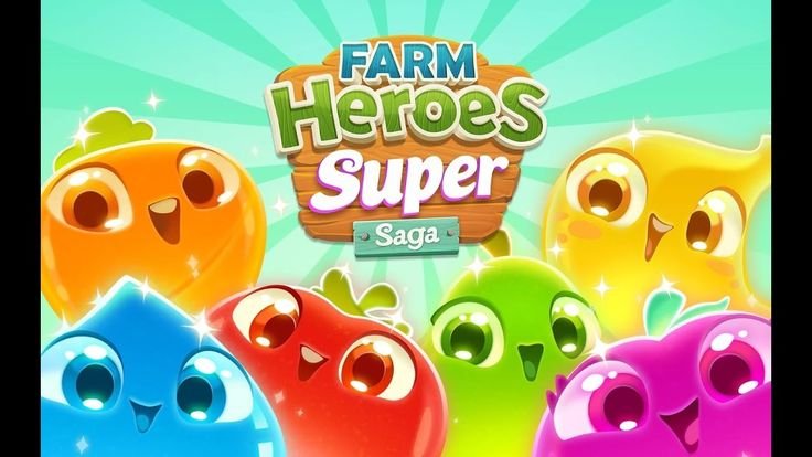 Farm Heroes Super Saga - Trailer [HD]