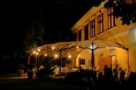 Castel Pension, Mierovo Mansion