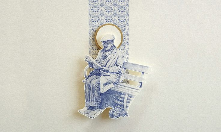 Greg Gilbert Biro Art. http://www.selectism.com/2015/03/10/see-intricate-biro-art-british-illustrator-greg-gilbert/