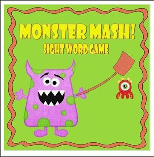 "FREE LANGUAGE ARTS LESSON - ""Monster Mash Sight Word Game"" - Go to The Best of Teacher Entrepreneurs for this and hundreds of free lessons. 1st - 2nd Grade   #FreeLesson     #LanguageArts     #Halloween    http://thebestofteacherentrepreneursiv.blogspot.com.co/2016/09/free-language-arts-lesson-monster-mash.html"