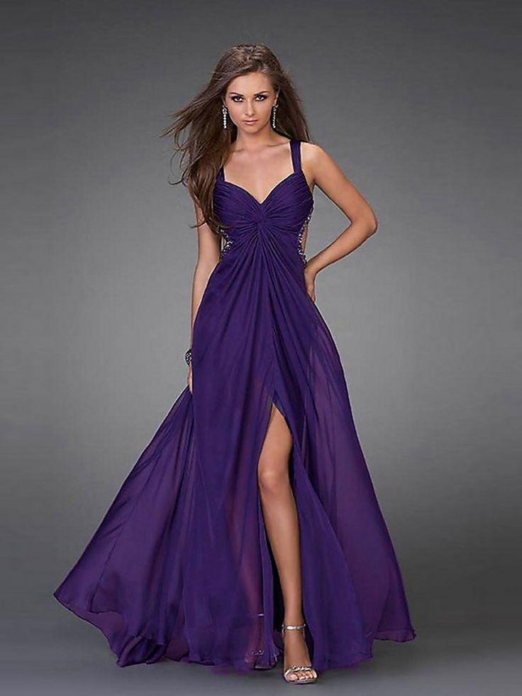 Make a prom dress elegant