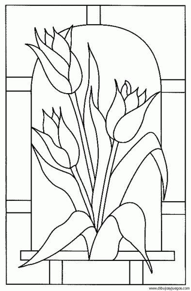dibujo-flores-tulipanes-014 - dibujo-flores-tulipanes-014.gif