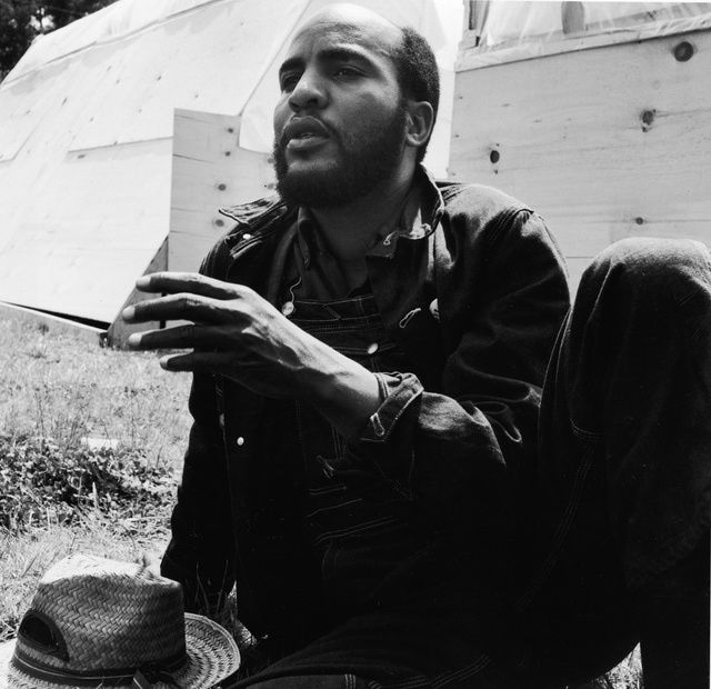 Prominent Men of the Civil Rights Movement: James Bevel (1936 - 2008)