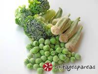 καταψύχω λαχανικά