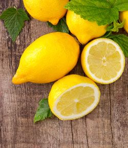 Warm lemon water: It is of immense benefit to the skin and it prevents the formation of wrinkles and acne. http://foodmatters.tv/articles-1/cheers-to-drinking-warm-lemon-water