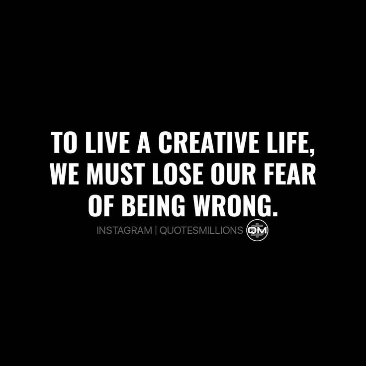 """25 Likes, 1 Comments - Quotes Success & Motivational (@quotesmillions) on Instagram: """"How many of you fear being wrong. Fear doing the wrong thing or fear what others think. I have…"""""""
