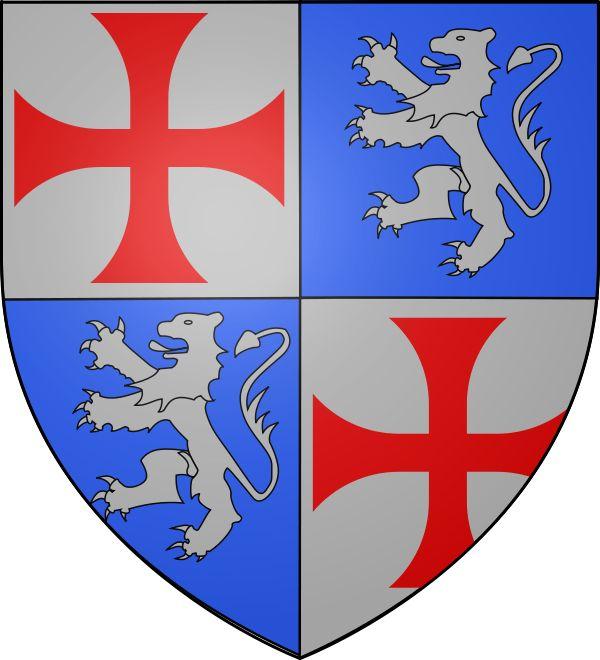 Thibaud Gaudin fut le 22e maître de l'Ordre du Temple. Grand Commandeur du Temple au moment de la mort de Guillaume de Beaujeu, il prit le commandement des troupes restantes lors du siège d'Acre en 1291 et il se retira à Sidon. 1291-1292