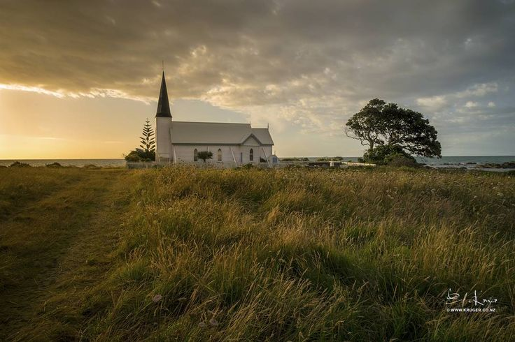 Anglican church of Raukokore New Zealand