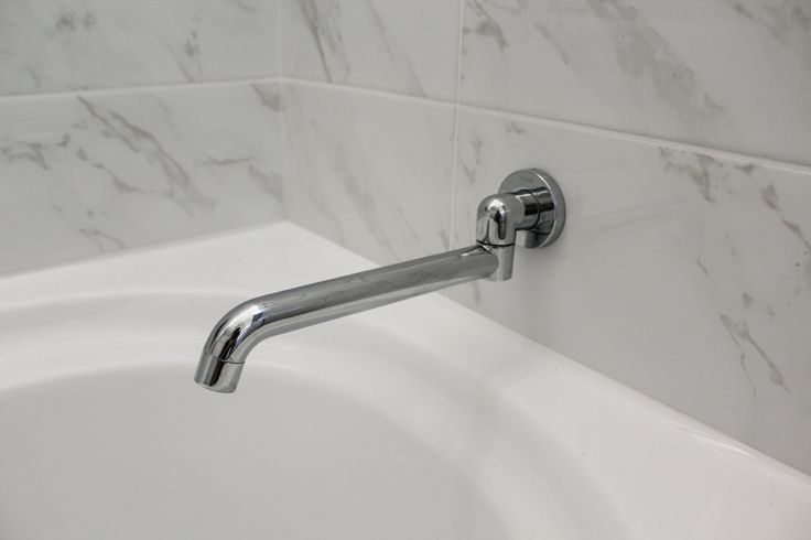 Bath Spout - Rounded Finish   Bathroom Renovations Leeming